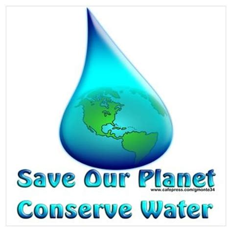Every drop of water matters essay